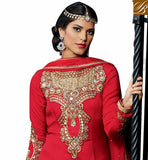 STYLISH GOWN STYLE SALWAR KAMEEZ WEDDING DRESS DESIGNERS 2015 COLLECTION. NEW TREND OF LONG TOP WITH CHURIDAR DUPATTA shop online KIMORA NEW VOLUME 11 MUMTAZ 1106