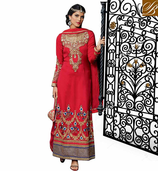 IMAGE OF 1106 KIMORA FASHIONS SURAT MUMTAZ NEW COLLECTION SALWAR SUIT KAMEEZ STYLISH BAZAAR STORE IMAGE