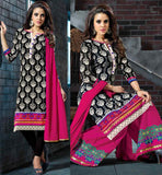 LEGGINGS OR PLAZZO HOW ABOUT BOTH CHANDERI SILK KAMEEZ SHOPPING
