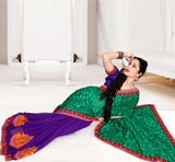 ONLINE PARTY WEAR SAREE SHOPPING IN INDIA BRASSO  CHIFFON BEST RATE