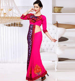 NEW DESIGN PARTY WEAR SAREES ONLINE IN INDIA MUMTAZ COLLECTION