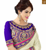BROUGHT TO YOU BY STYLISH BAZAAR ADORABLE DESIGNER OCCASION WEAR SAREE RTMDV1108