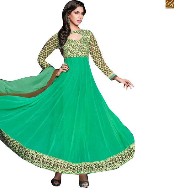 ANARKALI GOWNS STYLE STYLISH SALWAR KAMEEZ DESIGNS COLLECTION RTAPS1109