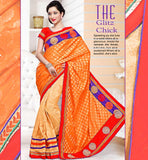 PARTY WEAR SAREE ONLINE SHOPPING LUXURIOUS BANARASI  & TISSUE FABRIC