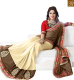 STYLISH BAZAAR PRESENTS ALLURING SARI FOR SPECIAL EVENTS RTMDV1111