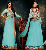AMYRA DASTUR NEW FASHION DRESS CAN BE MADE ANARKALI OR CHANIYA CHOLI