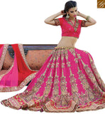 FROM STYLISH BAZAAR SPLENDID DESIGNER 3 PIECE LEHENGA CHOLI ONLINE SHOPPING RTCAN1111