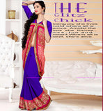 FANCY SAREE FOR PARTIES & WEDDINGS ONLINE CLOTHES SHOPPING INDIA