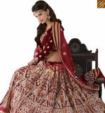 FROM STYLISH BAZAAR ROYAL INDIAN DESIGNER LEHENGA CHOLI DESIGN ONLINE SHOPPING RTCAN1117