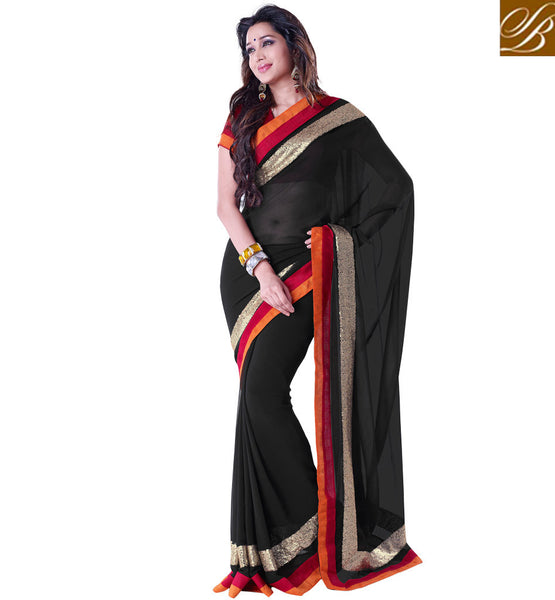 UTSAV COLLECTION DESIGNER PARTY WEAR SAREES BY STYLISH BAZAAR