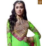 Haider Shraddha Kapoor Green Dress