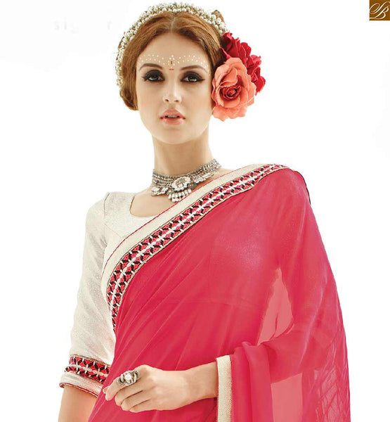 Bmwpanies Latest Models: HALF SAREE MODELS WITH STUNNING LATEST BLOUSE PATTERNS OF