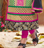 STRAIGHT PATTERN SALWAR SUIT IMAGE