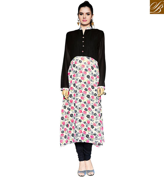 STYLISH BAZAAR PRESENTS GORGEOUS DIGITAL PRINTED STRAIGHT CUT KURTI DESIGN RTPTY114