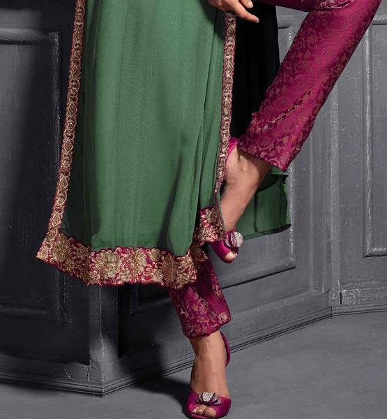 Designer straight long kurti type kameez and latest pant for Craft supplies online india cash on delivery