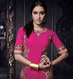 SHRADDHA KAPOOR IN PINK INDIAN DRESS