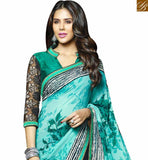 BROUGHT TO YOU BY STYLISH BAZAAR SUBLIME DESIGNER DIGITAL PRINTED SAREE BLOUSE DESIGN RTMAS12708