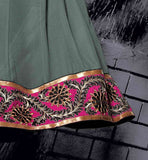 designer anarkali suits online shopping