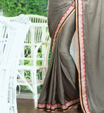 designer party wear sarees for girls