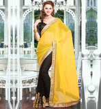 FABULOUS CHIFFON SAREE BLOUSE DESIGNS SHOPPING AT REASONABLE RATE