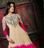 DESIGNER LONG PARTY WEAR SHADED SALWAR SUIT