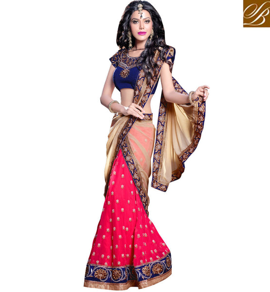 CHANIYA CHOLI ONLINE WITH CHIFFON DUPATTA AT AFFORDABLE PRICE INDIA