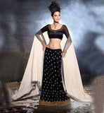 BOLLYWOOD MOVIE STYLE LATEST DESIGN WEDDING CHANIYA CHOLI SHOPPING