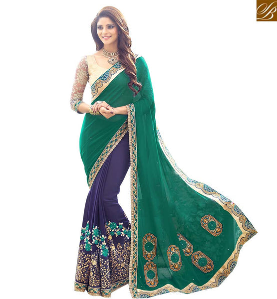 A STYLISH BAZAAR PRESENTATION OUTSTANDING DESIGNER SARI FOR ALL OCASSIONS RTSPL13813