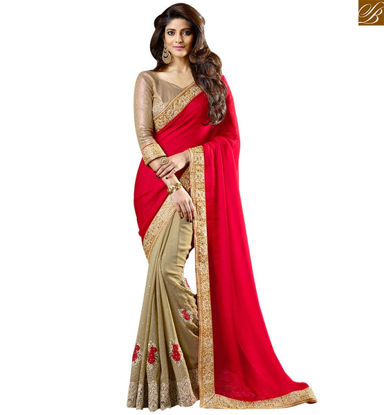 STYLISH BAZAAR EXOTIC SARI BLOUSE DESIGN ONLINE SHOPPING RTSPN13902