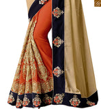 STYLISH BAZAAR {PRESENTATION ROYAL DESIGNER PARTY WEAR ONLINE SARI RTSPN13904
