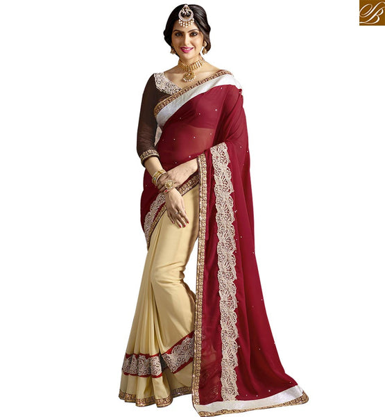 STYLISH BAZAAR IMPERIAL PARTY WEAR SAREE ONLINE SHOPPING RTSPN13905