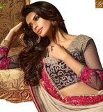 STYLISH BAZAAR PRESENTS ADMIRABLE PARTY WEAR SARI DESIGN RTSSC14006