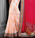 New Fashion Designer Saris in surat art silks