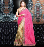 EXCLUSIVE 2015 COLLECTION DESIGNER SPECIAL OCCASION WEAR SAREE