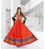 buy floor lenght Anarkali Dress online stylishbazaar best womens online shop