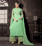 NEW CHINESE COLLAR STYLE SALWAR KAMEEZ SUIT DESIGNER SALWAR KAMEEZ NECK DESIGNS
