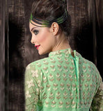 LATEST SALWAR PATTERN IN FASHION INDUSTRY WITH DESIGNER PLAZZO NEW CHINESE COLLAR STYLE SALWAR KAMEEZ SUIT
