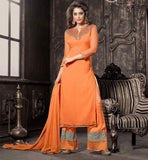 MODERN NECK DESIGNS FOR SALWAR KAMEEZ SUITS THE NECK DESIGN FOR KAMEEZ IS LATEST MOREOVER STRAIGHT CUT SALWAR KAMEEZ GIVES FABULOUS LOOK