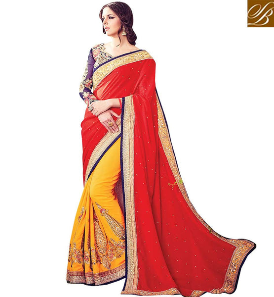BROUGHT TO YOU BY STYLISH BAZAAR INTERESTING DESIGNER SARI BLOUSE DESIGN FOR WEDDING CEREMONIES RTBLST1508