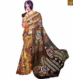 RAVISHING DESIGNER PRINTED PATTERN SARI RTMLD1509B BY MULTICOLOR