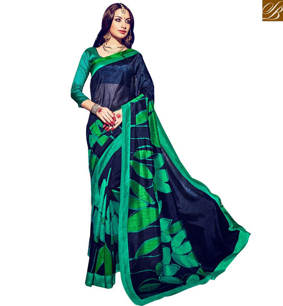 AESTHETIC DESIGNER FLORAL PATTERN SAREE RTMLD1512A