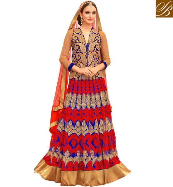 ENGAGING DESIGNER GHAGRA CHOLI DESIGNS ONLINE SHOPPING IN INDIA