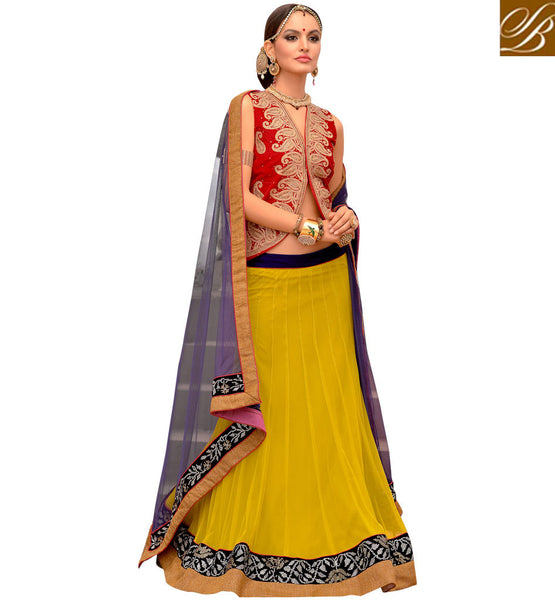 SHOP WINSOME TRENDY GHAGRA CHOLI FOR WEDDING AT DISCOUNTED RATES