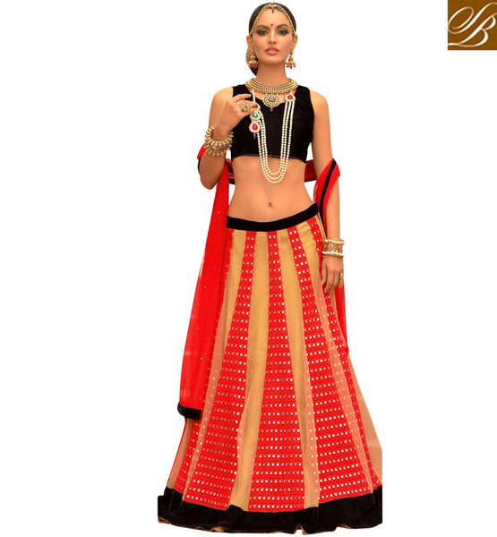 NEW ARRESTING COOL GHAGRA CHOLI COLLECTION FOR THE WEDDING SEASON