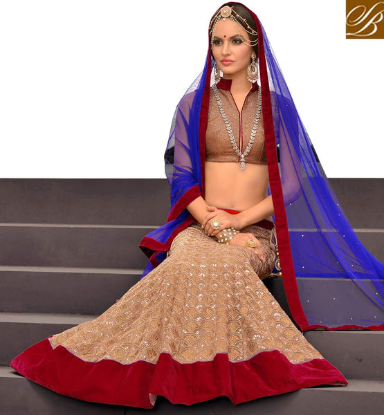 STYLISH BAZAAR IRRESISTIBLE ETHNIC GHAGRA CHOLI DESIGNS FOR WOMEN