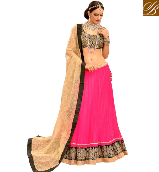 EXCLUSIVE BEGUILING GHAGRA CHOLI DESIGNS 2015 FOR INDIAN FASHIONISTA