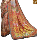 STYLISH BAZAAR PRESENTS SUBLIME INDIAN PARTY WEAR SARI BLOUSE FASHION ONLINE RTATC15834