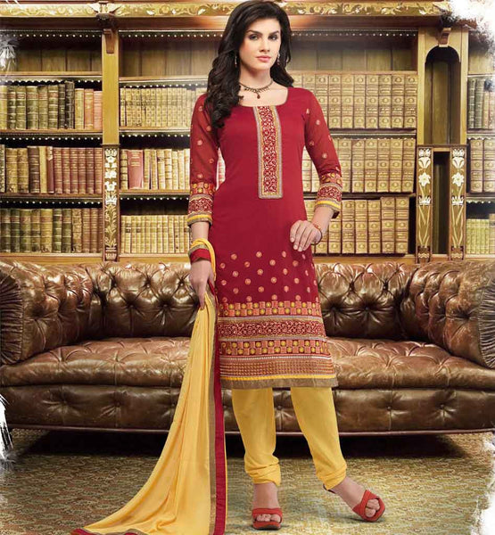 INDIAN FORMAL SALWAR KAMEEZ DUPATTA DRESS CASH ON DELIVERY SHOPPING
