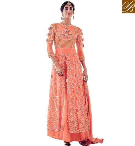 STYLISH BAZAAR WEDDING WEAR SALWAR SUIT SET ONLINE WOMEN SALWAR ONLINE SHOPPING INDIAN SALWAR KAMEEZ AND CHURIDAAR COLLECTION 2017 SLAR16002