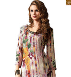 BROUGHT TO YOU BY STYLISH BAZAAR PAKISTANI STYLE AMAZING FLORAL PRINT SALWAAR KAMEEZ VDROO1602
